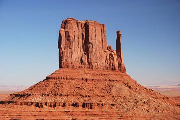 Monument Valley detail, Arizona
