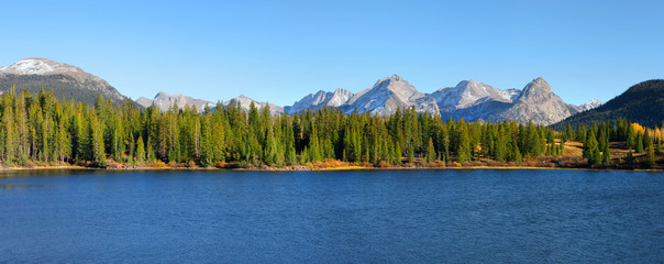 Molas lake Colorado