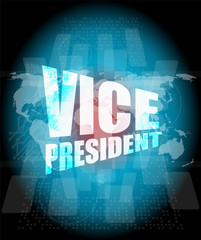 vice president, internet marketing, business digital