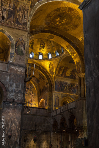 Fotobehang Venice Basilica di San Marco in Venice, Italy
