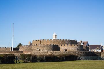 Deal Castle, Kent, UK