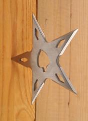 Throwing blade star