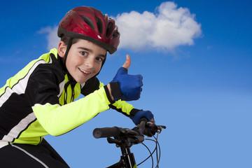 child bicycle sportswear
