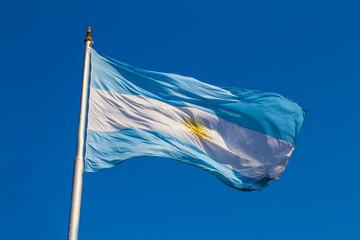 Flattering Argentinian Flag