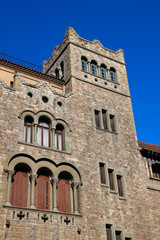 Spanischer Palacio