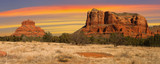 Sunset Vista of Sedona, Arizona - 78608708