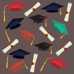 Education design, vector illustration.