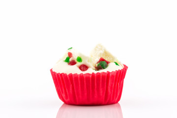 Siamese cupcake.