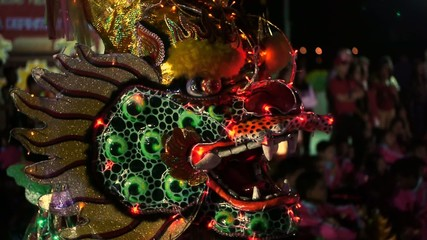 Chinese dragon, Chinese New Year, shows, Ritual, Holiday