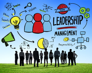 Diversity Business People Leadership Management Concept