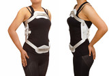 Lumbar jewet braces ,hyperextension brace for back truma or frac