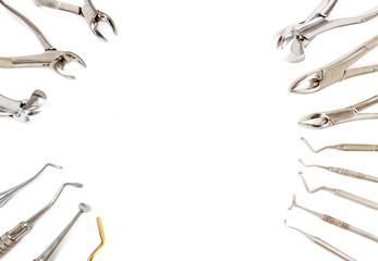 Dentist extraction forceps and dental equipment ,Dental equipmen