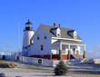 Pemaquid Point Lighthouse, Maine USA
