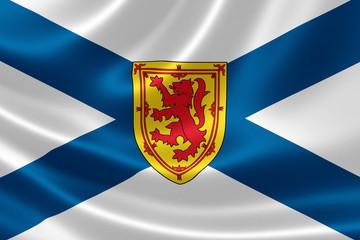 Nova Scotia Provincial Flag of Canada