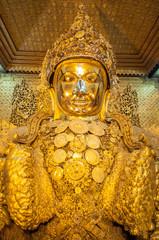 Myanmar buddha image