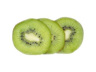 Slices of a kiwi