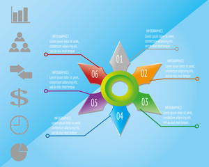 shuriken infographic