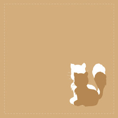 Cats (silhouette)