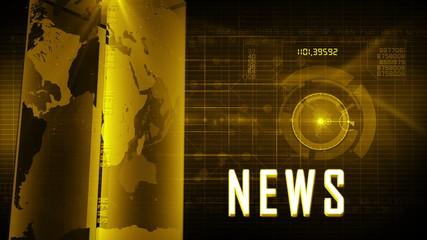 news generic background