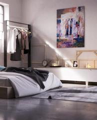Mein Schlafzimmer (Detail)