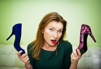 Shoes dilemma