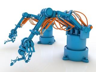 hydraulische Roboter