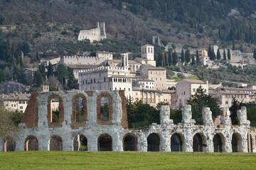 Gubbio - Panorama