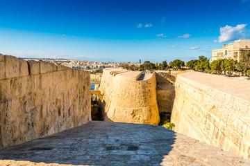 Remparts de La Valette, Malte