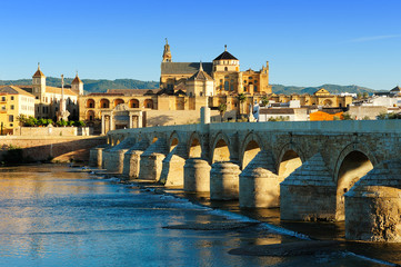 morning view of Cordoba, Spain