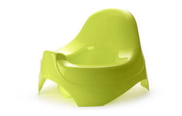 Green potty