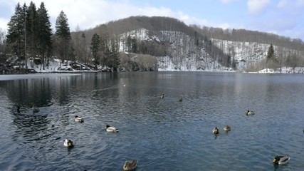 plitvicka jezera, beautiful landscape