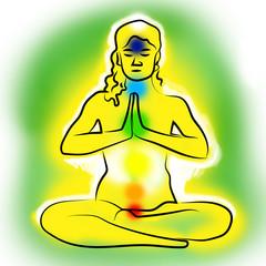 Meditation people