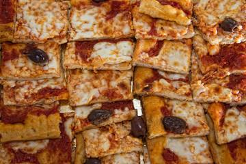 square italian pizza
