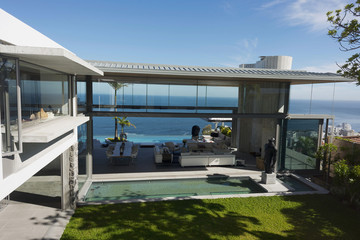 Luxury house by the sea