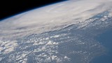 Planet Earth Seen From Outer Space. Elements furnished by NASA poster