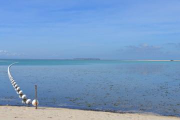 Sandy beach, Philippnes