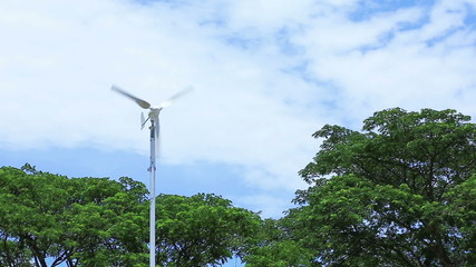 wind turbine of technology clean energy environmental
