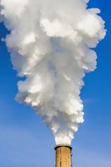 smokestack pollution