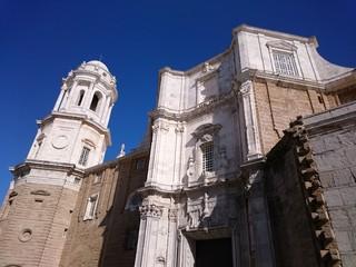 Catedral de la ciudad de Cádiz