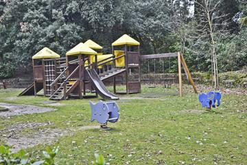 Arcevia: Il parco