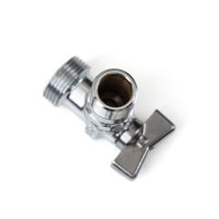 Metallic valve