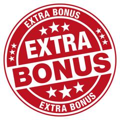 Extra Bonus Stempel