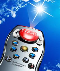 Mein Wunsch - Wetter Remote Control