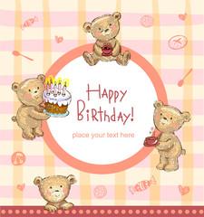 Sweet Birthday greetings