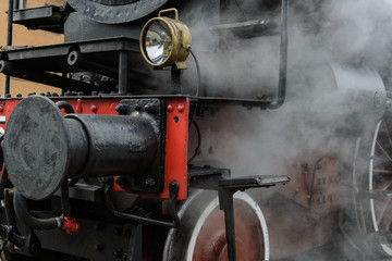 Particolari treno