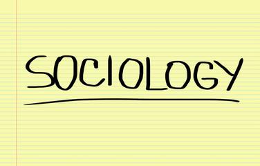 Sociology Concept