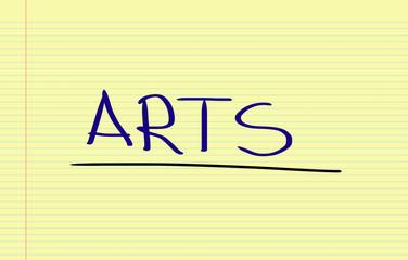 Arts Concept