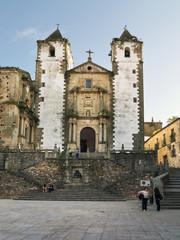 Iglesia de San Francisco Javier. Cáceres