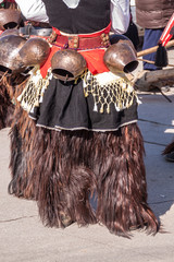 Bulgarian traditional costume accessories