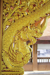 Places of worship and temple art of Thailand.